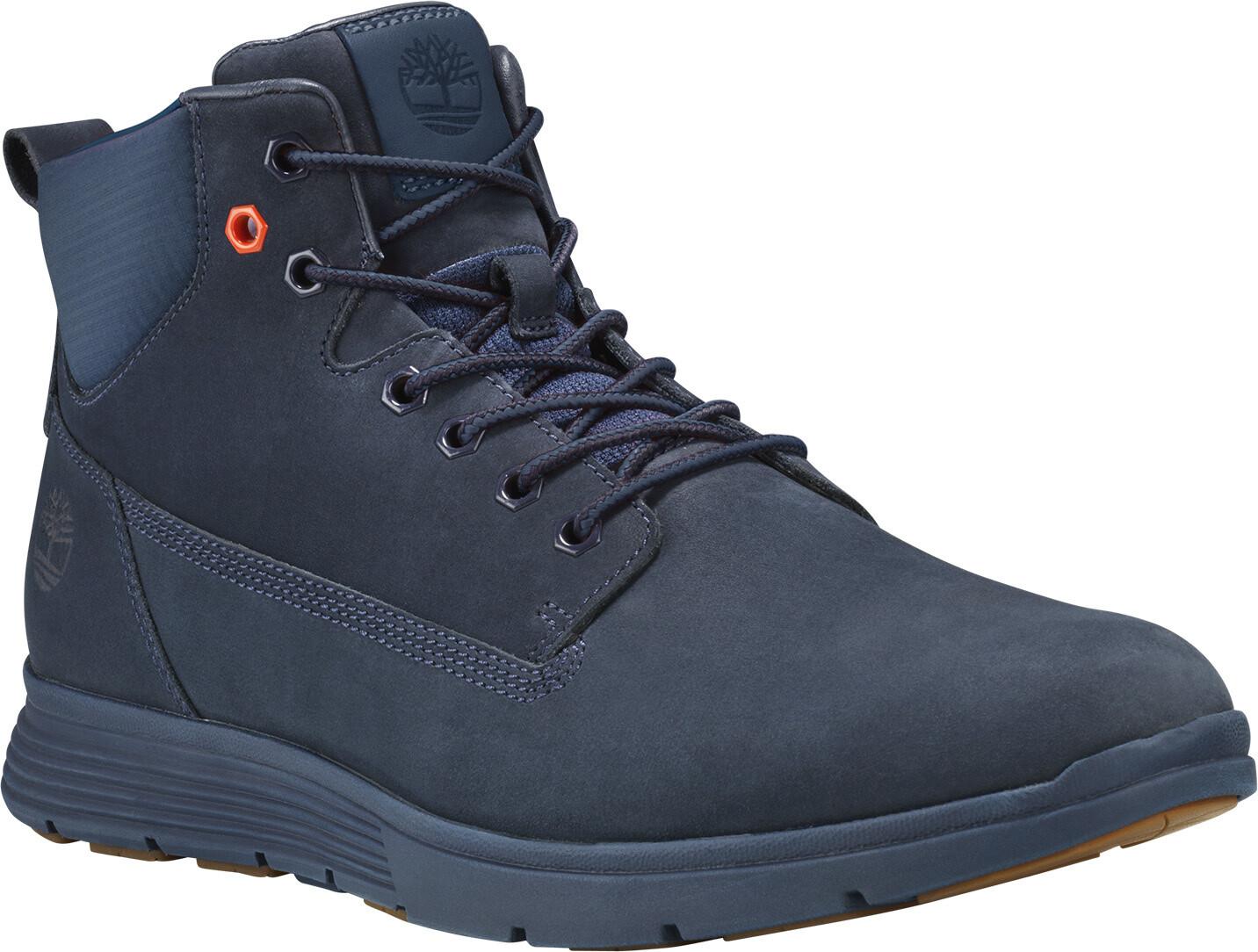 scarpe uomo timberland blu